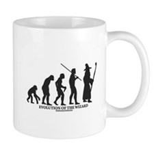 Evolution of the Wizard Mug