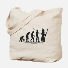 Evolution of the Wizard Tote Bag