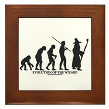 Evolution of the Wizard Framed Tile