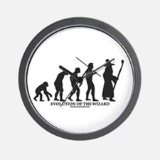 Evolution of the Wizard Wall Clock