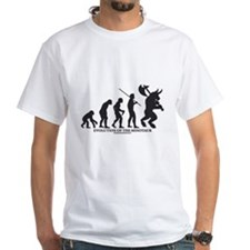 Evolution of the Minotaur Shirt