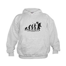 Evolution of the Minotaur Hoodie