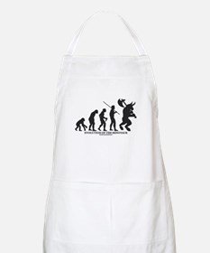 Evolution of the Minotaur BBQ Apron