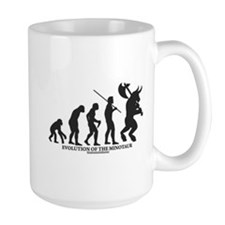 Evolution of the Minotaur Mug