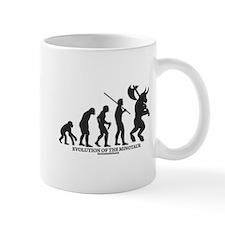 Evolution of the Minotaur Mug