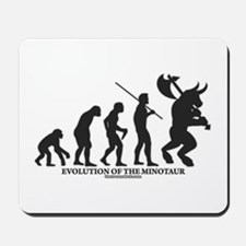 Evolution of the Minotaur Mousepad