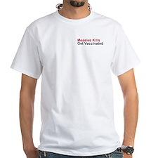 """Measles is Dangerous"" Shirt"