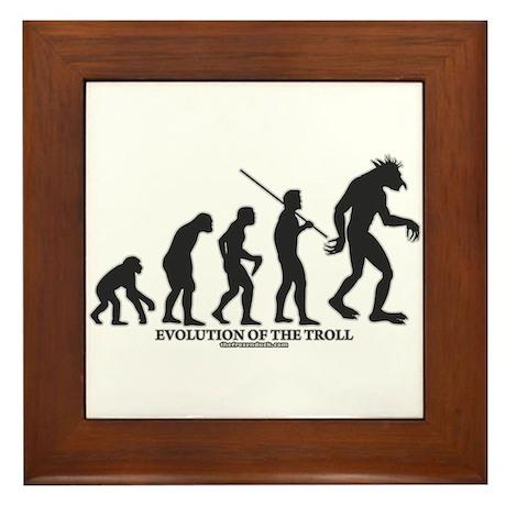 Evolution of the Troll Framed Tile
