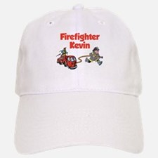 Firefighter Kevin Baseball Baseball Cap