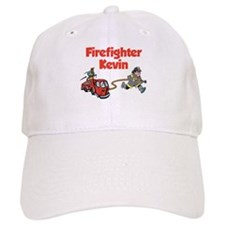 Firefighter Kevin Baseball Cap