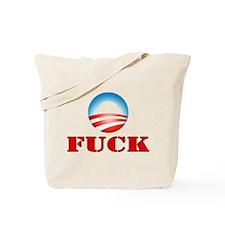 Obama O Fuck Tote Bag
