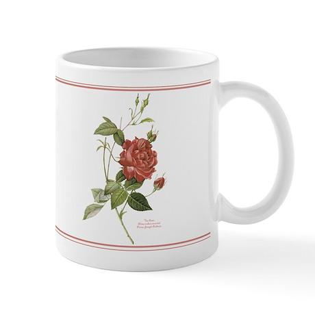 Tea Rose (2) Mug