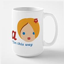 It's more fun Mug