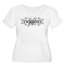 Twilight Forever Women's Plus Size Scoop T-Shirt