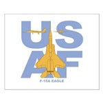 F-15A Small Poster