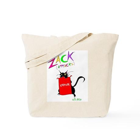 """""""Zack's Snack"""" Tote Bag"""