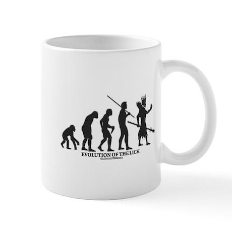 Evolution of the Lich Mug