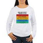 Homeland Insults Women's Long Sleeve T-Shirt