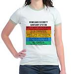 Homeland Insults Jr. Ringer T-Shirt