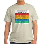 Homeland Insults Light T-Shirt