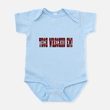 Tech Wrecked Em Infant Bodysuit