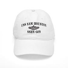 USS SAM HOUSTON Baseball Baseball Cap