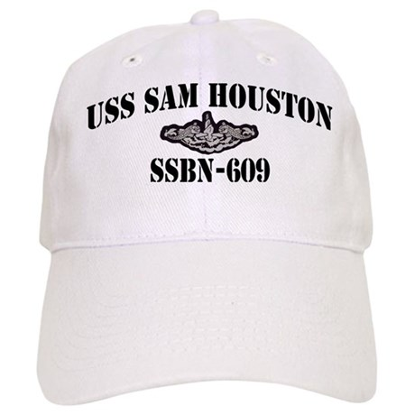 USS SAM HOUSTON Cap