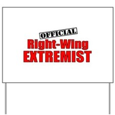 """Official"" Right-Wing Yard Sign"
