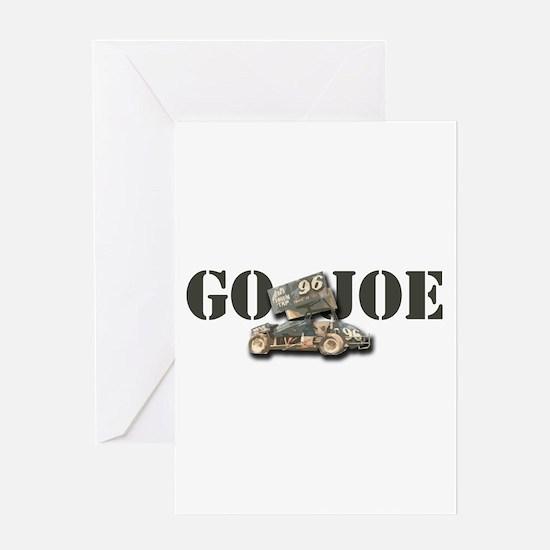Cool Joe dirt Greeting Card