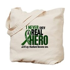 REAL HERO 2 Husband LiC Tote Bag