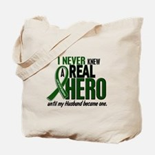 REAL HERO 2 Husband LiC Tote Bag