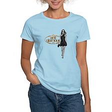 Anti Glamour Runway Model T-Shirt