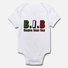 B.I.B Beautiful Italian Baby Infant Creeper