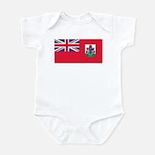 Bermuda Infant Bodysuit