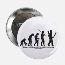 """Evolution of the Zombie Hunter 2.25"""" Button"""