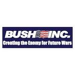 FUTURE WARS Bumper Sticker