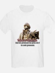 Thomas Jefferson founding father T-Shirt