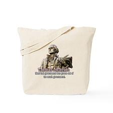 Thomas Jefferson founding father Tote Bag