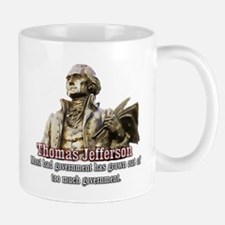 Thomas Jefferson founding father Mug