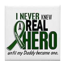 REAL HERO 2 Daddy LiC Tile Coaster
