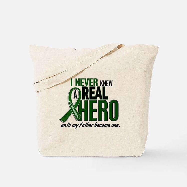 REAL HERO 2 Father LiC Tote Bag