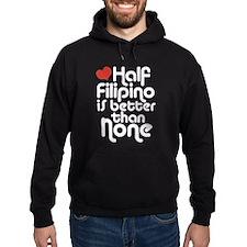 Half Filipino Hoody