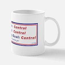 Democratic Party Control Mug