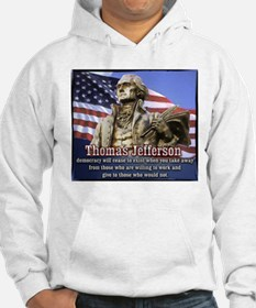Thomas Jefferson quotes Hoodie