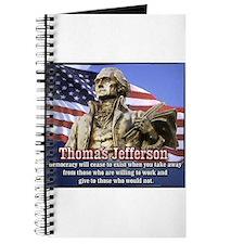 Thomas Jefferson quotes Journal