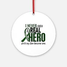 REAL HERO 2 Son LiC Ornament (Round)