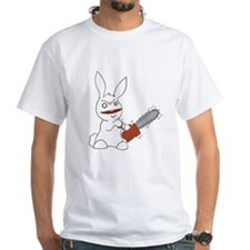 Cute Chainsaw rabbit Shirt