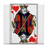 King Drink Coasters