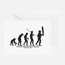 Evolution of the LARPer Greeting Card