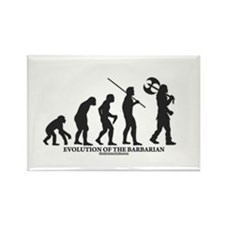 Evolution of the Barbarian Rectangle Magnet
